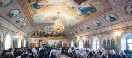 Экстренный собор УПЦ МП: церковь полностью разорвала отношения с Константинополем