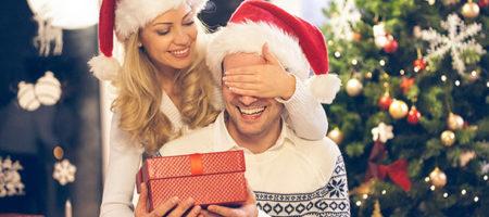 Список ТО-10 подарков для мужчин а Новый год