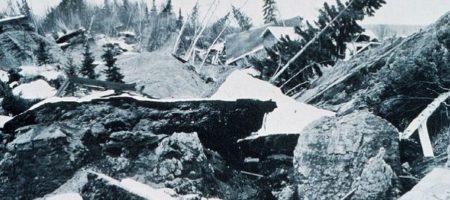 Сильнейшее землетрясение на Аляске, в районе введен режим ЧП