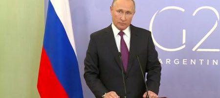 Путина дожали на саммите G20, глава Кремля заявил об обмене украинских моряков (ВИДЕО)