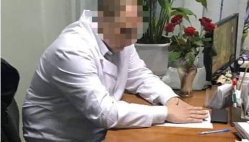 В Киеве арестовали медика-эксперта, требовавшего взятку у бойца АТО