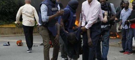 В Кении удалось ликвидировать боевиков напавших на отель