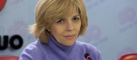 Ольга Богомолец идет в президенты, она уже подала документы в ЦИК