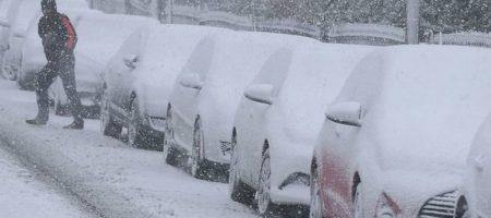 Синоптики и спасатели предупредили украинцев о сильних морозах и заметелях (КАРТА)