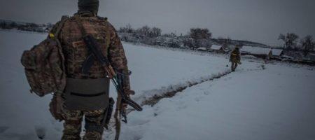 В зоне ООС 4 января 2019 сообщили об одном раненном украинском воине