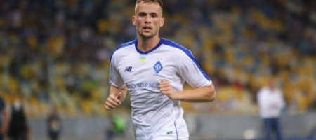 Основной защитник Динамо может перейти в Сент-Этьен