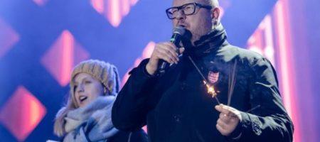 В Польше скончался раненый ножом в сердце мэр Гданьска