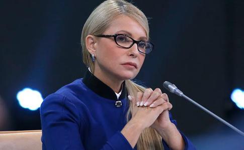 Согласно опросу Института анализа и прогнозирования Тимошенко лидирует в президентском рейтинге