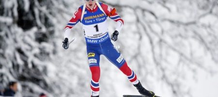 Йоханнес Бе добыл победу в масс-старте Рупольдинга
