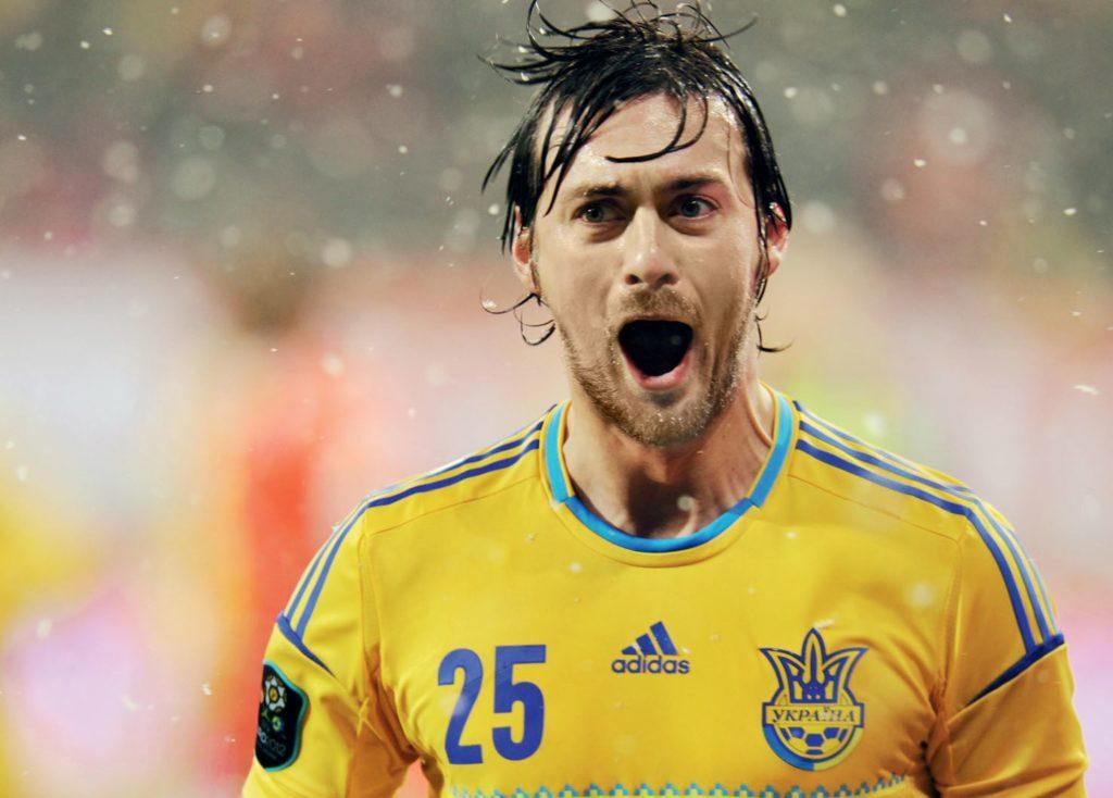 Украинский форвард Милевский вернулся в Динамо