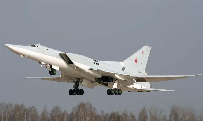 На России разбился бомбардировщик Ту-22М3