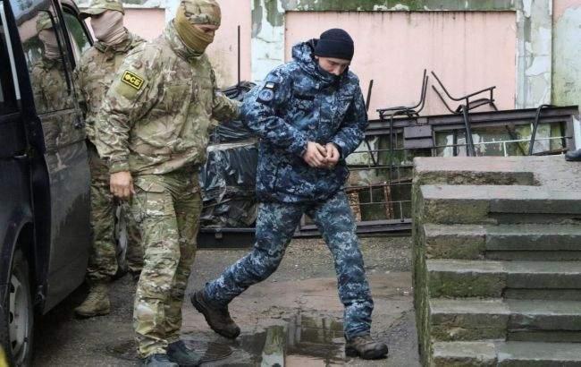 Московский суд оставил под стражей украинских военных