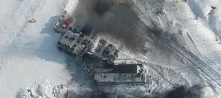 У Золотого силы ООС ответным огнем разгромили опорку российских боевиков (ВИДЕО)