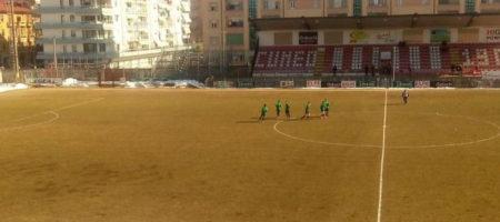 В итальянской Серии С команда проиграла 0:20 играя всемером. На поле вышел даже массажист (ВИДЕО)