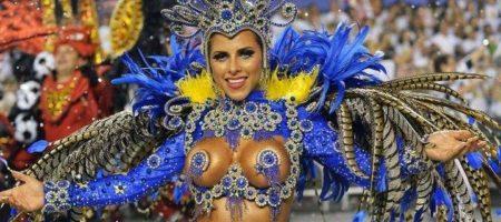 Самый популярный танцевальный фестиваль стартует в Бразилии (ВИДЕО)