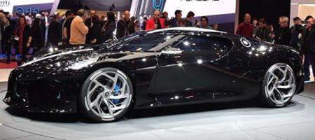 Стало известно какой автомобиль сейчас самый дорогой в мире