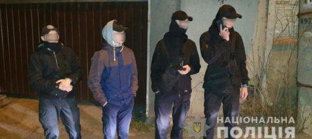 Потасовка в Николаеве устроенная подростками закончилась стрельбой (ВИДЕО)