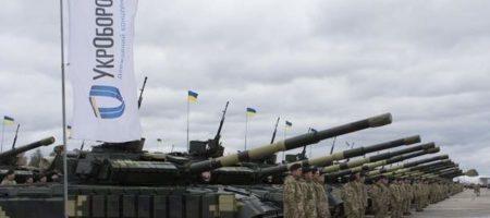 Украина занимает 12-тое место в мире по объему проданного вооружения