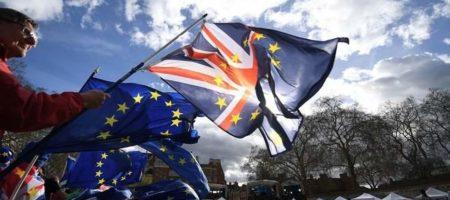 Британский парламент не поддержал предложение о проведении нового референдума по выходу из ЕС