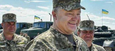 «Нужно отдать должное президенту»: бойцы «Азова» оценили поездку Порошенко на передовую