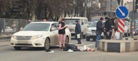 Ещё одна Зайцева в Харькове: чиновница на переходе сбила насмерть пенсионерку (ВИДЕО)