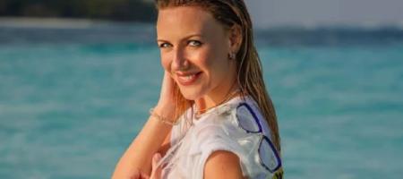 Украинская телеведущая Леся Никитюк угодила под капельницу