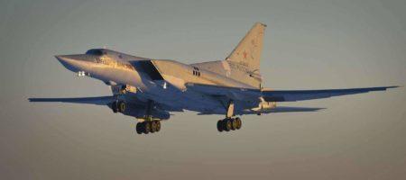 Русские оккупанты разместили в Крыму свои бомбардировщики Ту-22М3
