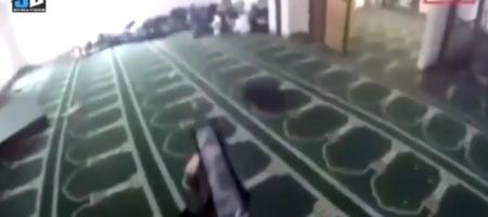 Жуткие кадры! В Новой Зеландии мужчина снимал как убивал людей. 27 убитых около 60-ти раненых (ВИДЕО 18+)