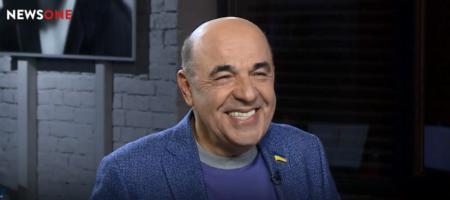 Рабинович: Всего за год мы сможем вернуть Украину к нормальной жизни