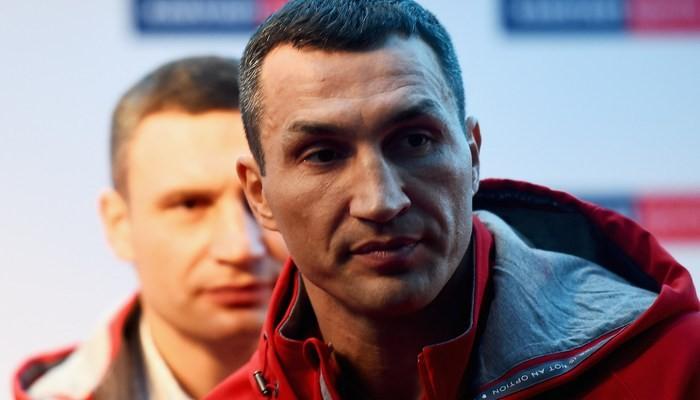 Владимир Кличко возобновил активные тренировки