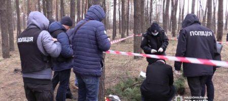 В столичной лесопосадке нашли тело новорожденного (ВИДЕО)