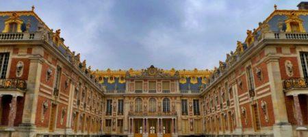 Ещё один масштабный пожар в Париже: пылает Версаль (ВИДЕО)