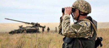 Один украинский военный получил ранение на Донбассе: боевики обстреляли Крымское