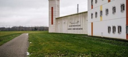 Шведские тюрьмы сообщают о рекордной нехватке мест в тюрьмах