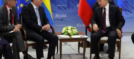 Международный провал Путина из-за переводчика