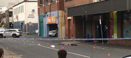 В австралийском Мельбурне открыли стрельбу по людям