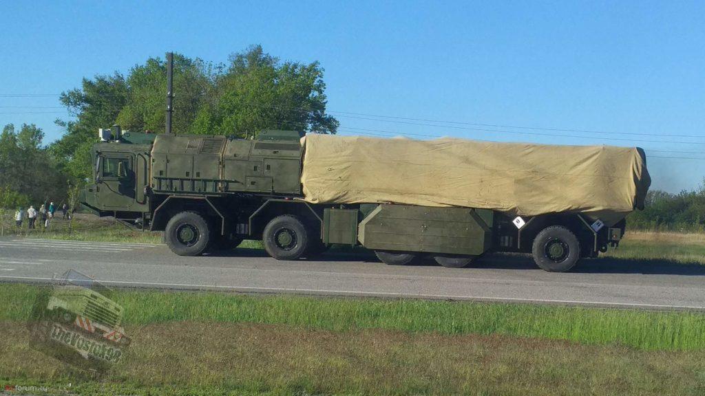 """Украинские военные начнут испытание ракетного комплекса """"Грим-2"""" (ВИДЕО)"""