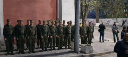 Киевский суд начал рассматривать дело о снятии Зеленского с выборов (КАДРЫ)