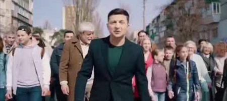 Куда дальше? После рекламы, где Зеленского сравнили с Путиным, в новом ролике-пародии его сбивает фура (ВИДЕО)