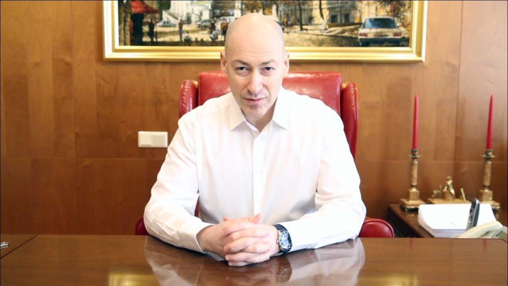 Украинский журналист Гордон рассказал кого поддержит во втором туре (ВИДЕО)