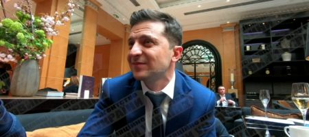 Зеленский в Париже рассказал об отказе анализов на НСК, почему его охраняет охрана Коломойского и многое другое (ВИДЕО)