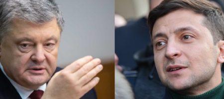 Порошенко заявил, что Зеленский избегает независимого анализа на наркотики