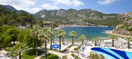 Мармарис Турция. Обзор курорта, лучшие отели и Веб-камера