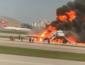 Бортпроводница смертельного рейса в Шереметьево рассказала о причинах трагедии (ВИДЕО КАК ПАССАЖИРЫ ВЫПРЫГИВАЛИ)
