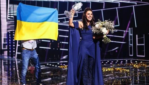 Джамала вспомнила о своей победе на Евровидении