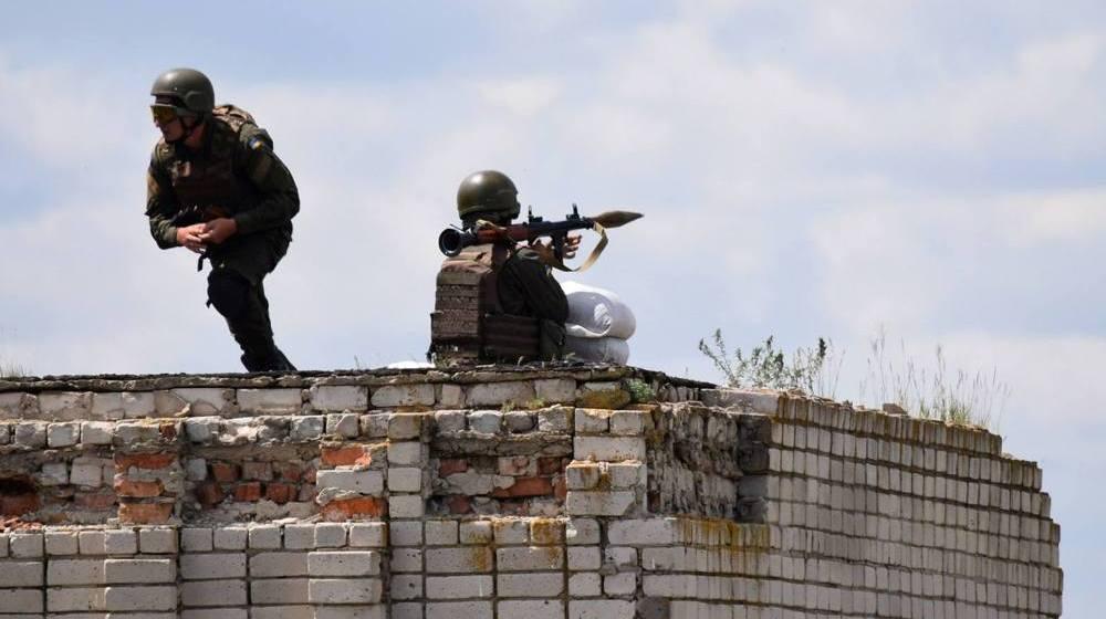 В ходе тяжелого, 13-ти часового боя и потерь с обеих сторон, украинские бойцы сумели освободить новые территории под Новозвановкой - подробности