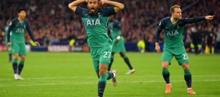 Лига Чемпионов: Тоттенхэм сотворил чудо и прошел Аякс 2-3 (ВИДЕО ОБЗОР)