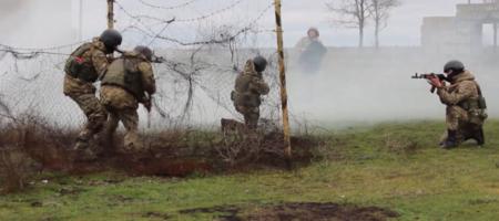 Украина скорбит! Прекрасный украинских морпех ценой свое жизни спас побратимов