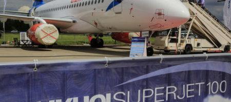 Авиа ужас на России: один за другим сломались три Sukhoi Superjet 100 с пассажирами