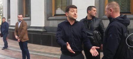 Зеленский пришел в Раду и провел встречу с фракциями: стало известно как прошла встреча (ВИДЕО)
